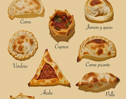 Empanadas argentinas poster