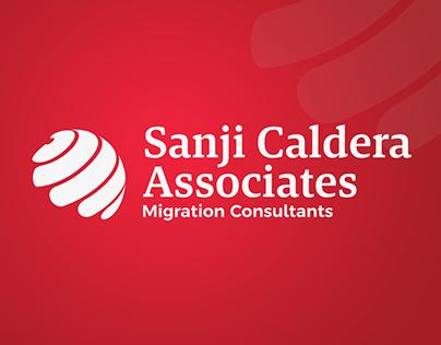 Sanji Caldera Associates   Logo Rebrand