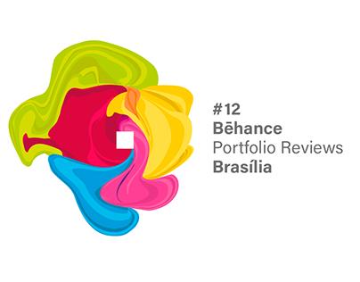 #12 Behance Portfolio Reviews - Brasília/BR