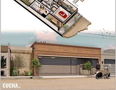 Remodelacion de vivienda en córdoba.