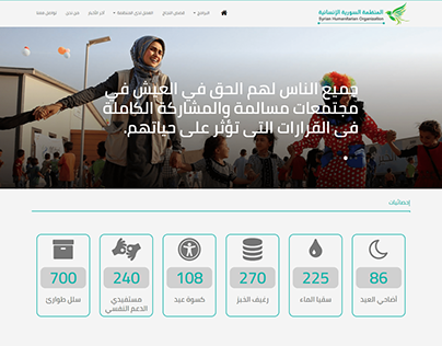 المنظمة السورية الإنسانية - SHO