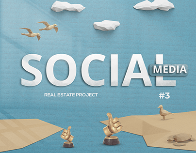 Social Media Vol 3 | Real Estate Project