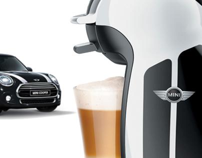 Nescafé® Dolce Gusto® + MINI / Landing Page