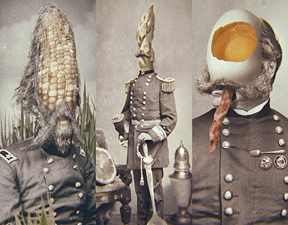 The Food Fighter - American Civil War on Food