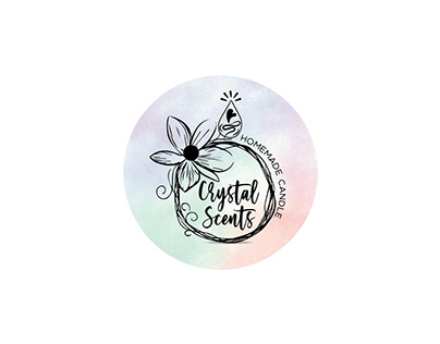 Crystal Scents Brand Guideline 2020