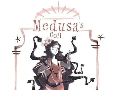 Medusa's coil- cover project and DTIYS