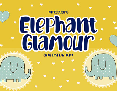 Elephant Glamour