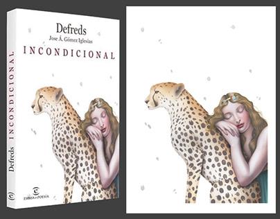 Cubierta para el libro INCONDICIONAL de Defreds.