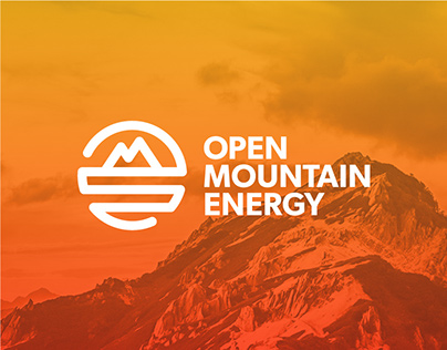 Open Mountain Energy Brand