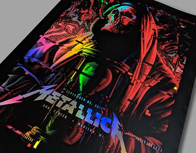 Metallica - 2018 Tour