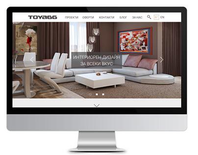 Web Design 'TOYABG'