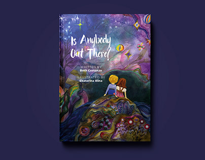 Is Anybody Out There? // Book Design