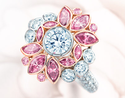 Jewelry Retoucher for Tiffany & Co.