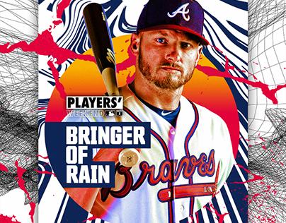 Atlanta Braves Players' Weekend 2019