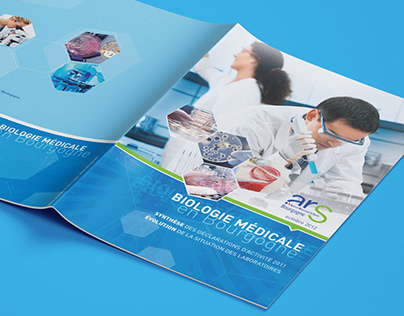 ARS Bourgogne - Biologie médicale, brochure