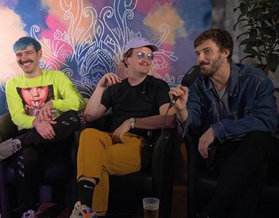 Interview d'artistes musicaux