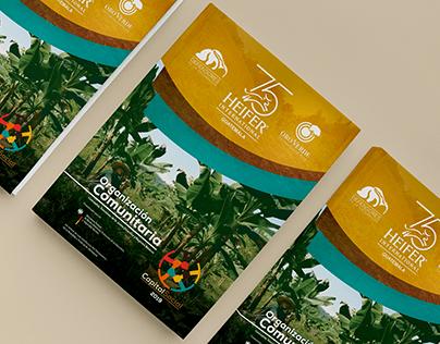 Diseño Editorial / Heifer International Ic.