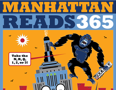 NYC Reads 365 School Posters