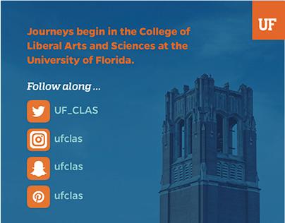 Academic Social Media Card