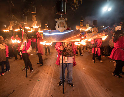 Flambeaux of Mardi Gras 2018