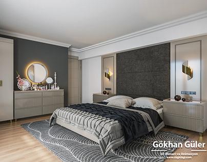 Yatak Odası ( Bedroom )