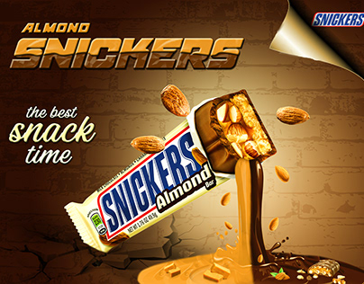 Unofficial snickers social media design