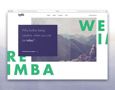 Imba | Corporate Website