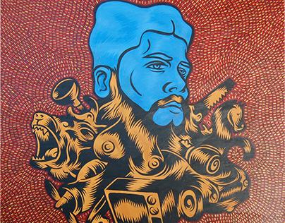 Beards - Art Show