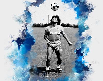 Diego Armando Maradona ©