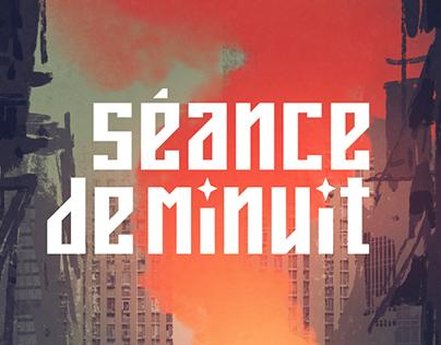 Rebranding - Séance de Minuit - Podcast
