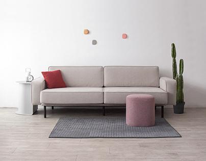 Outline Sofa for munito