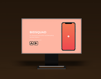 On Demand Service Platform | BidSquad