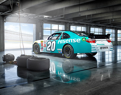 Hisense NASCAR