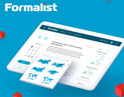 Formalist - Online Platform