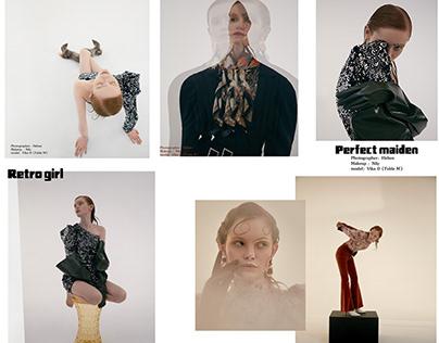 商业摄影师 平面广告 服装画册 电商拍摄 杂志拍摄 作品集分享