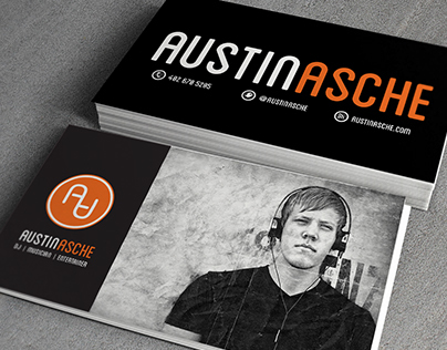Austin Asche Branding