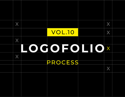 Logofolio (vol.10) Process