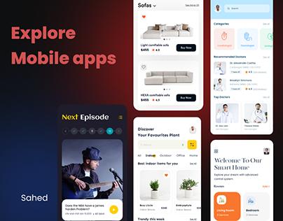 Mobile Apps Explore