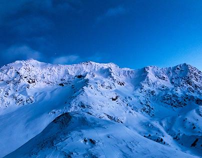 Lautaret pass - Hautes-Alpes