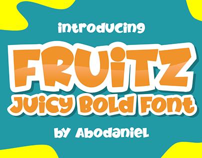 Fruitz -100% Free-