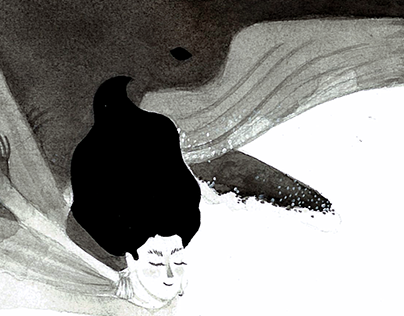Sedna, queen of the seals - Ilustrarte 2015 Entry