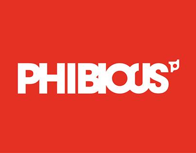Phibious Website