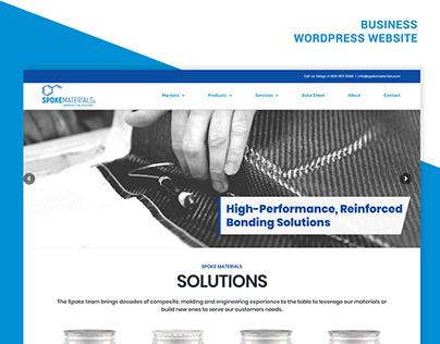 Business WordPress Website Design