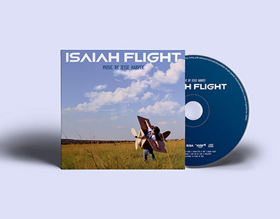Isaiah Flight | Album Design