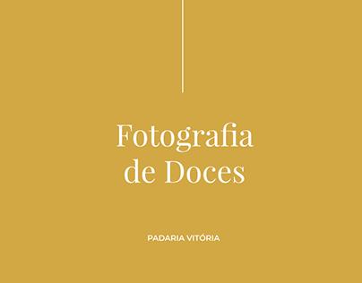 Fotografia Redes Sociais | Padaria Vitória