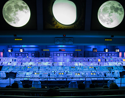 A day at the Kennedy Space Center