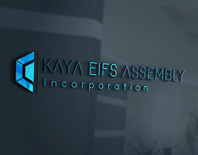 Kaya EIFS Assembly Logo Design
