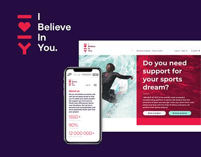 IBIY - New look of Swiss crowdfunding platfrom