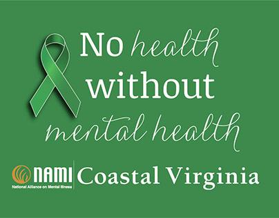 NAMI Coastal Virginia   Graphic Design