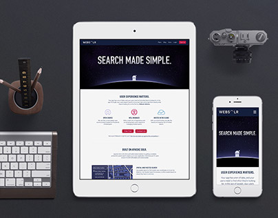 Websolr Product Site